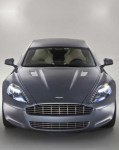 Aston Martin Rapide, Luxury In Elegance