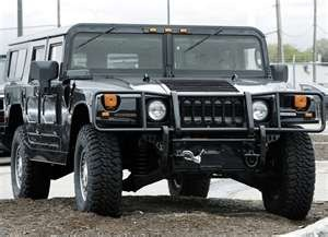 "2000 Am General Hummer The ""Terminator"" of SUVs"