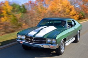 1970 Cheverolet Chevelle coupe SS / Super Sport