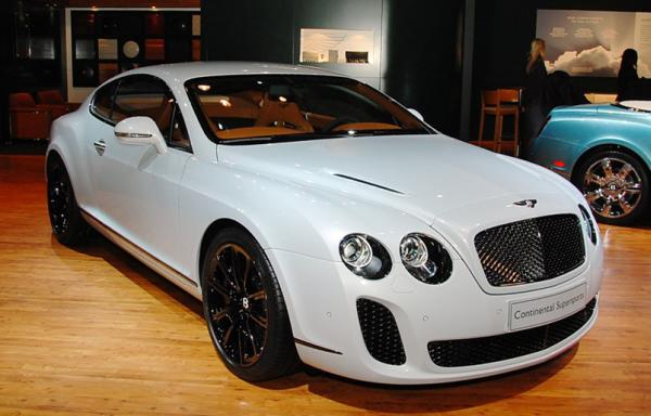 Bentley's Latest Luxury Car Shimmers  21