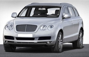 Bentley SUV Will Be Available By 2014