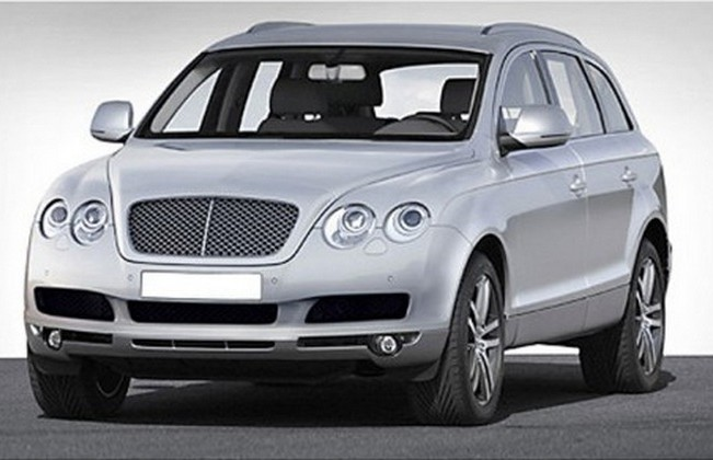 Bentley SUV Will Be Available By 2014  22