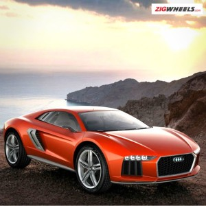 "Audi unveiled the Nanuk Quattro Concept recently. The sports car looks like it says ""don't mess with me""."