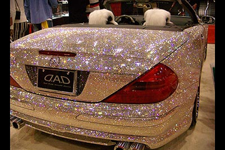 The bling-bling car 20