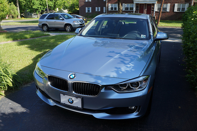 2013 BMW 328i xDrive Liquid Blue