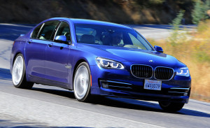 Latest Cars Models: 2013 Alpina b7
