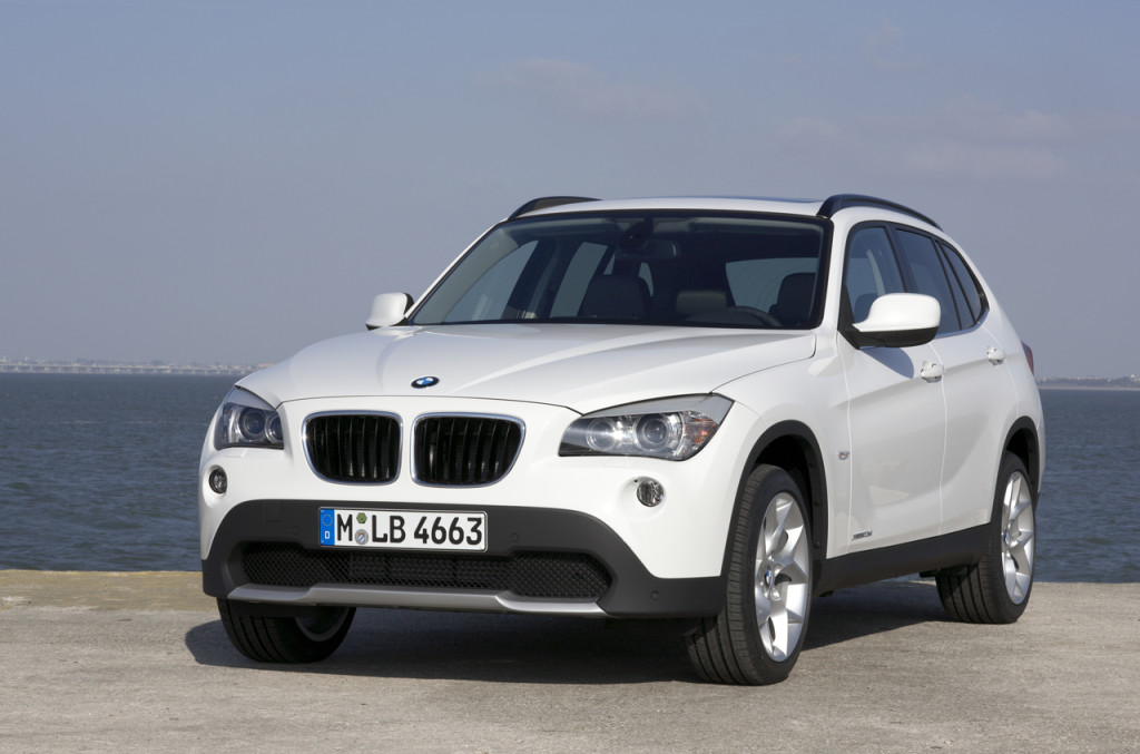 The BMW X1 sDrive20d