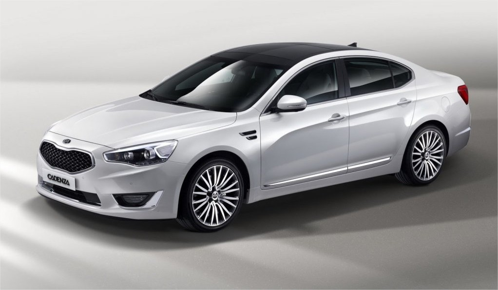 2013 New Kia Cadenza Sedan Revealed  8