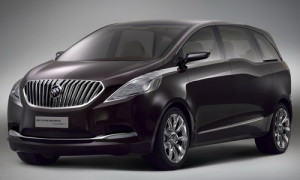 New Buick GL8