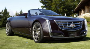 New Cadillac Ciel 4-door Convertible Concept Wows Pebble Beach …