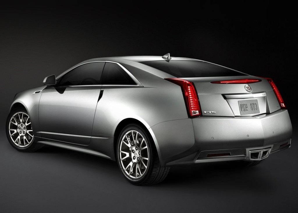 New Cars 2011 Cadillac CTS Coupe New Design
