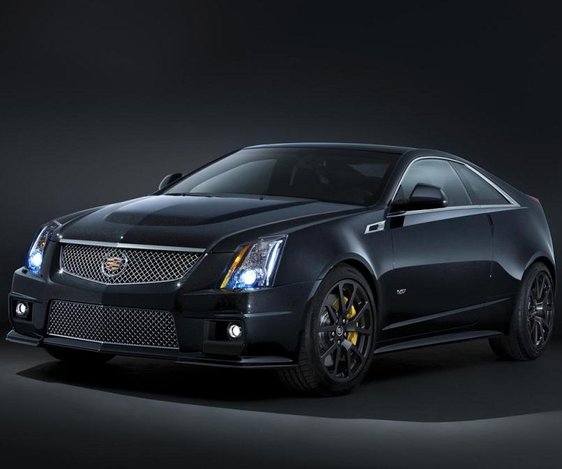 2011 Cadillac CTS-V Black Diamond 23