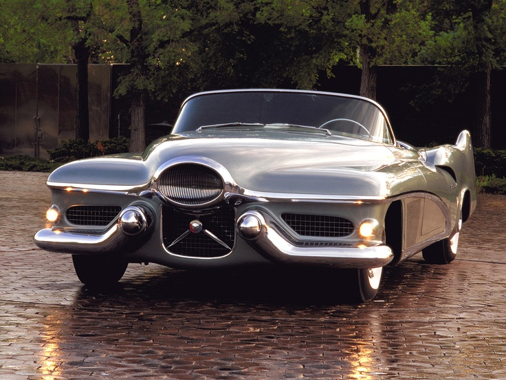 "Buick Le Sabre concept car - super sweet ride, too bad they did not go with this design, it was ""sweet"" 1"