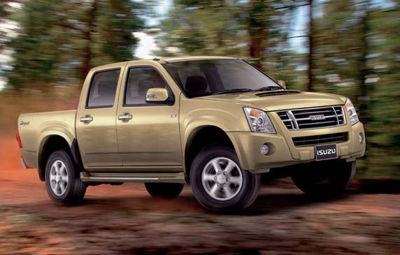 isuzu rodeo roof rack""