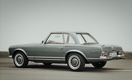 Cool Stuff We Like Here @ CoolPile.com ——- <> ——- Mercedes Benz 260 SL Pagode