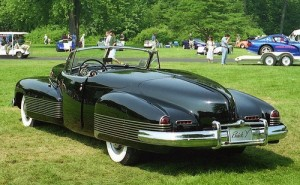 1938 Buick Y Job show car by carphoto