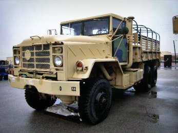 1986 AM General Corp M923 5-Ton 6x6 Cargo Truck- on Government Liquidation 8