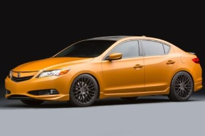 Supercharged Acura ILX, VIP-Style RLX Unveiled at 2013 SEMA Show – Motor Trend WOT