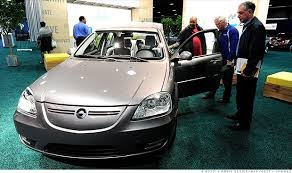 Electric Car Maker CODA Files For Bankruptcy