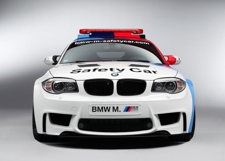 2011 BMW 1 Series M Coupe MotoGP Safety Car 15