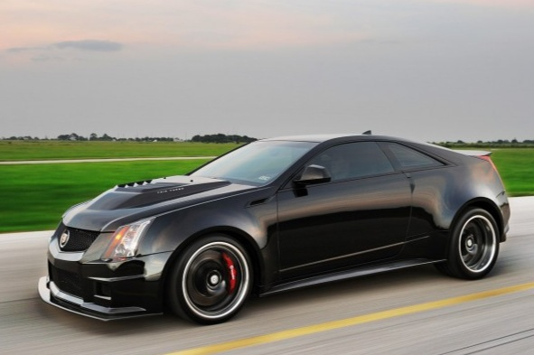 Cadillac CTS coupe 20