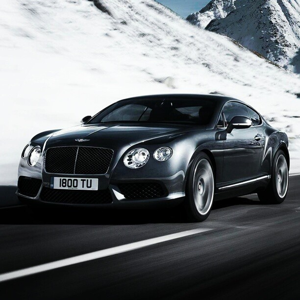The Lavish Bentley Continental GT via carhoots.com 1