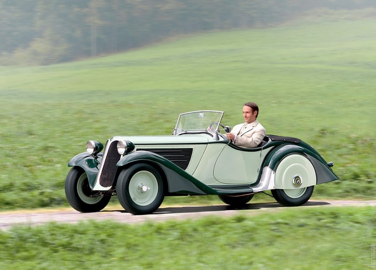 1935 BMW 319 1 Roadster