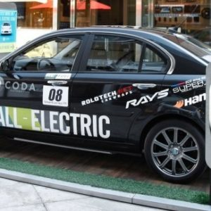 CODA Automotive offers free home charging for electric ca