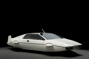 Lotus Esprit Submarine Car