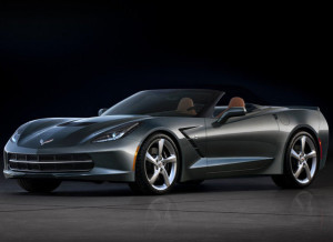 2014 Chevrolet Corvette Stingray drops the top for new convertible