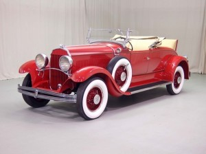 Chrysler Imperial Roadster – 1929