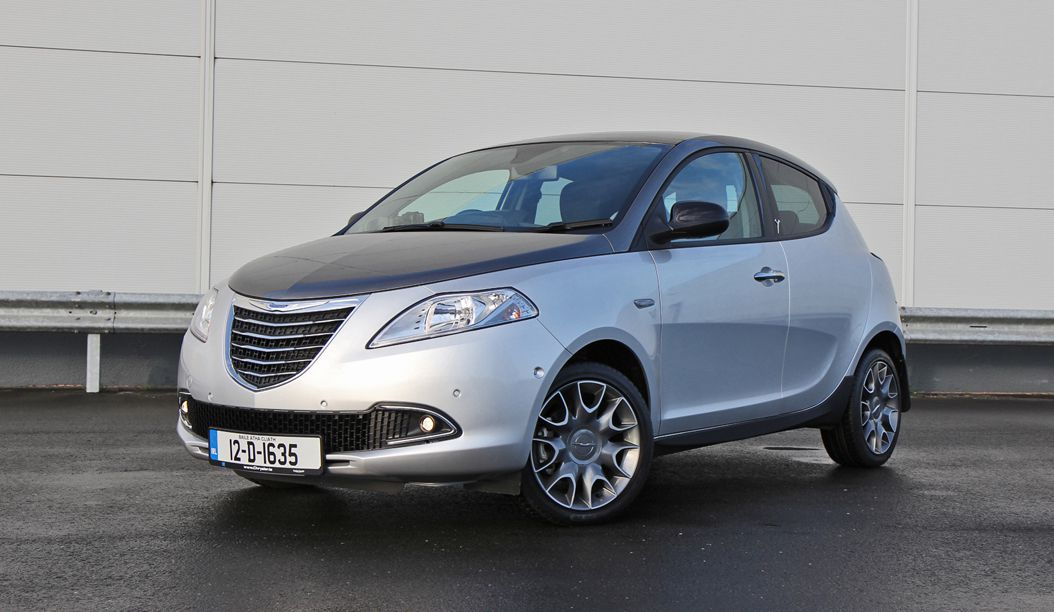 Worksheet. Introducing the Ypsilon the allnew 5 door supermini from Chrysle