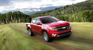 While Chevy has yet to release all the details of the new 2015 Colorado …