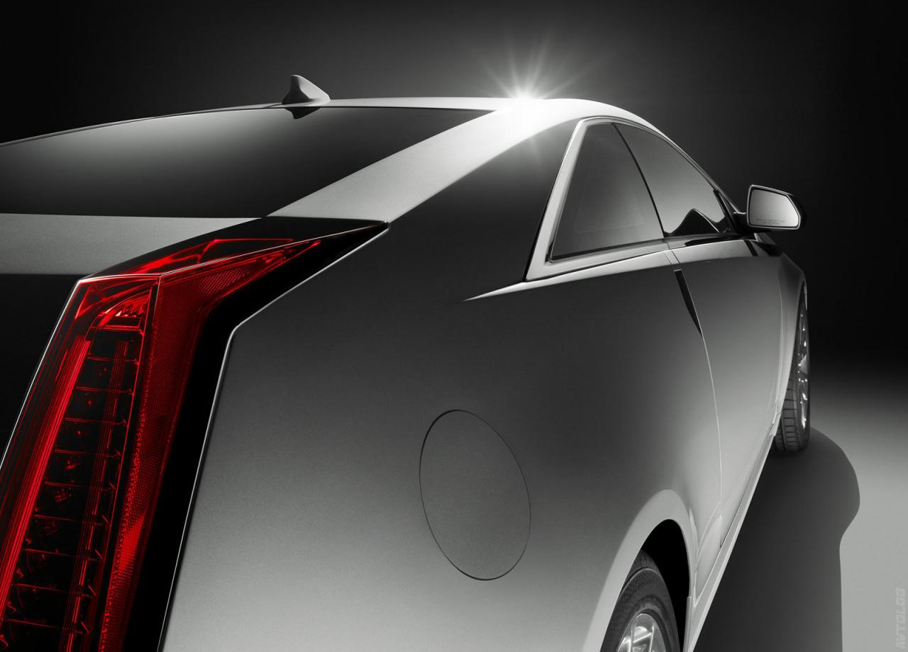 2011 Cadillac CTS Coupe 17