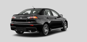2014 Mitsubishi Lancer Evolution Sports