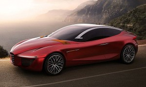 Alfa Romeo reveals new Gloria concept