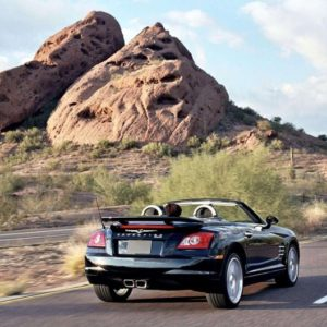 2005 Chrysler Crossfire SRT6 Roadster