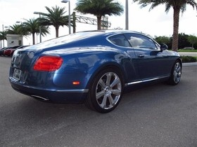 2012 Bentley Continental GT 9
