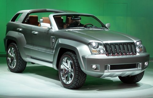 Jeep Trailhawk Concept  8