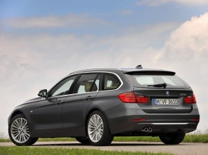 BMW 328i Touring Luxury Line (2012)