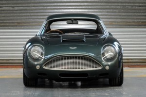 ton Martin DB4 GT Zagato Sanction II Coupe