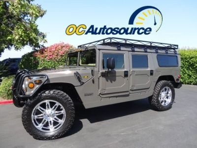1999 Am General Hummer Wagon 2