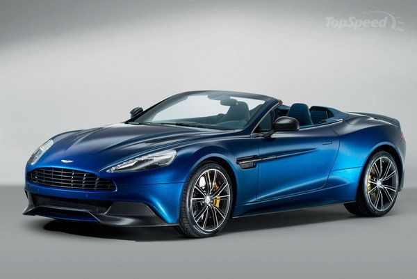Aston-Martin cars - specifications, prices, Pictures - Top Speed 1