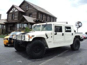 1994 Am General Hummer Wagon