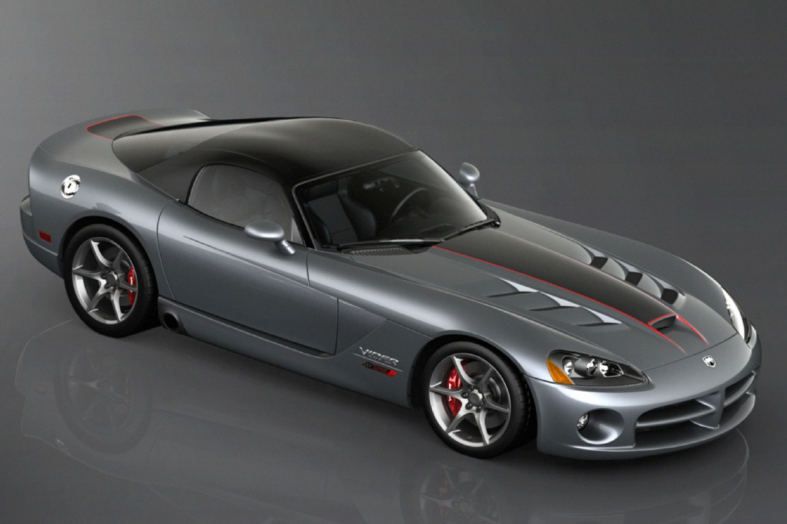 Dodge Viper SRT10 Autos 2010  9