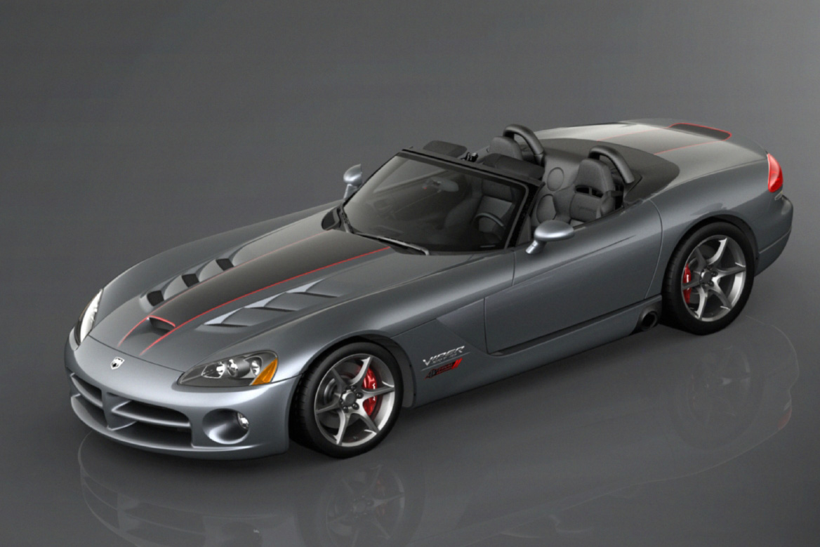 2010 Dodge Viper SRT10 Final Edition  3