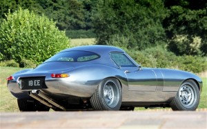 The Low Drag GT is the latest Jaguar E-type-based car from Eagle