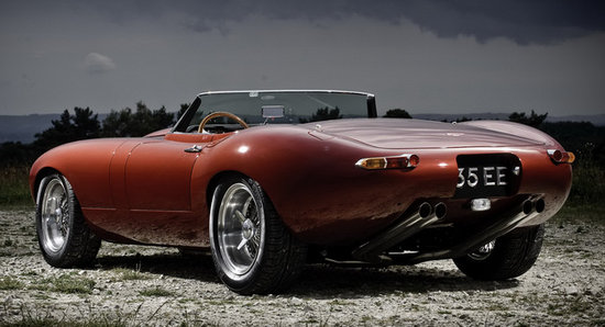 Eagle-Speedster-Jaguar-E-Type-111 7