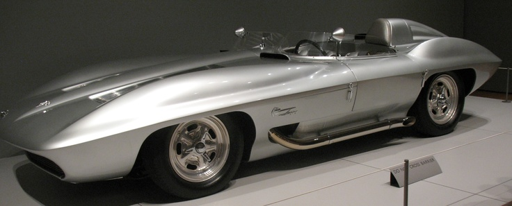 1959 Cheverolet Corvette Sting Ray