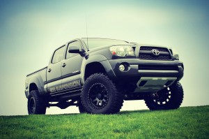 The majestic Toyota Tundra